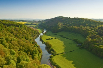 Wye, Yat, Gilpin, picturesque