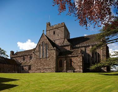 Brecon, Brecon Cathedral, Gerald, Archdeacon